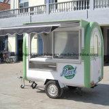 De mobiele Aanhangwagen van de Catering van de Kiosk van het Voedsel jy-B37