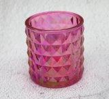 Красочные распылите раунда при свечах кувшин блендера