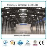 De beroemde Lichte Prefab Industriële Gebouwen van de Structuur van het Staal voor Pakhuis/Workshop