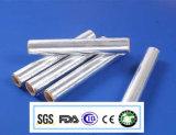 合金8011-0 0.015X150mm 150mの長さのOvenableのアルミホイルロール