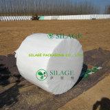 Weiße Silage-runder Ballen-Film für Silage-Ballenpresse