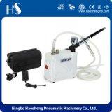 Fácil Mobil Airbrush Compressor Hobby HS08AC-SKC