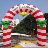 Arco gonfiabile di natale per la decorazione di natale (CS-093)