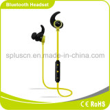 Auricular sin hilos vendedor superior de Bluetooth de la tirilla de la camisa del receptor de cabeza de Bluetooth del deporte con el sonido estereofónico