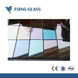 Светоотражающие тонированное стекло закаленное стекло стекло шаблон для создания
