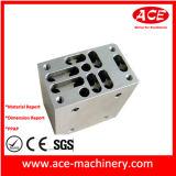 Ferragem fazendo à máquina da precisão de alumínio do OEM