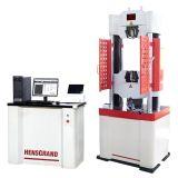 パソコン制御金属棒のエレクトロサーボ油圧ユニバーサルまたは抗張または圧縮か曲がる試験装置