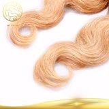 7A等級の卸売100%の加工されていない毛のバージンの人間のブラジルのRemyの毛
