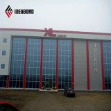 ISO/SGS 증명서 외면 4ft *8ft 알루미늄 벽 판벽널 (AF-403)