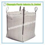 Мешок контейнера для навалочных грузов ткани PP большой с бортовыми петлями шва