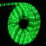 セリウムRoHSが付いている高い明るさの緑LEDロープライト