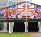Шатер выставки верхней части крыши высокого качества для партии случая