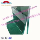 CCC/ISO9001/SGS 증명서를 가진 8.76mm 명확한 녹색 파란 Lacte 브라운 회색 낮은 E Tempered 박판으로 만들어진 유리