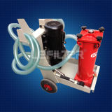 Macchina portatile del filtro dell'olio di serie di Lyc-a che rimuove le impurità/il carrello purificatore di olio