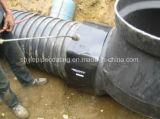 オイルガスの鋼管のためのPEの熱の収縮包装材料