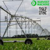 Nuevos tipos de China de sistema de irrigación automático agrícola del pivote del centro de la granja con la regadera de Amercian