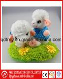 Jouet en peluche à chaud de l'agneau pour bébé cadeau de promotion