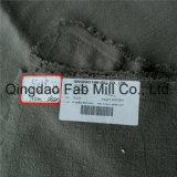 Hilado teñido Plain 100%Ramio Fabric (QF16-2525)