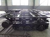 Pratique de châssis des chenilles en caoutchouc (DP-KJJ-130)