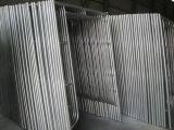 Échafaudage du bâti Q235 galvanisé par qualité pour la construction