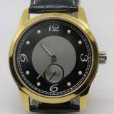 Relógio de cintura de couro de alta qualidade