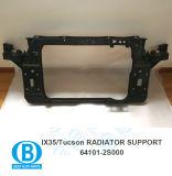De Toebehoren van de Auto van de Steun van de Radiator van het Comité van de Tank van het Water van de Steun van de Radiator van Tuson IX35 voor de Fabrikant China van Hyundai