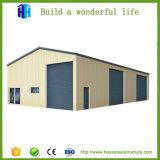 La conception de protection environnementale à faible coût de construction Structure en acier Warehouse