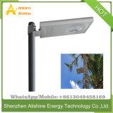 8W太陽街灯をつける統合された屋外LEDランプの製品の庭
