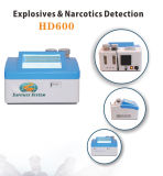 Het Explosief van de veiligheid en de Opsporing van Narcotica - Tafelblad