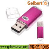 De plástico de alta qualidade Pen Drive USB promocional para presentes