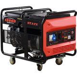 generatore della benzina 9.5kw con l'inizio elettrico