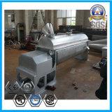 Secador caliente de la paleta de la calidad de China de la venta para el lodo químico del tinte