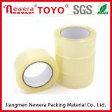 Профессиональный Прозрачный акриловый клей с BOPP упаковочной ленты для герметичности коробки