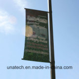 Металлические освещения улиц полюс, рекламных плакатов оборудования (BS54)