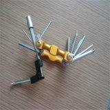 Велосипед Multi 11 в 1 Функция складной многофункциональный инструмент для велосипеда
