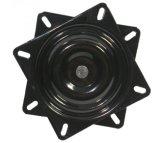 160 * 160 mm de acero inoxidable de 360 grados cojinete de bolas giratorio placa HLX-825
