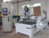 Máquina do router 3D do CNC do Woodworking do ATC da tabela do vácuo