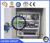 prensa de batir W12S-20X2500 de la placa hidráulica de cuatro rodillos