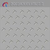 Горячая окунутая гальванизированная Checkered стальная плита