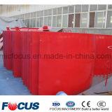 Technik-u. Aufbau-Maschinerie 500 Tonnen-Flocken-Silo