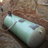 De Sceptische put van het Biogas van het huishouden FRP/GRP