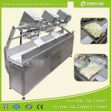 Fsdz-3 Streamlined Vacunnm (Vegetable Meat Fish Garlic Onon Potato Carrot Nuts Beans Rice Tea等のためのGas Flushing) Packing Machine、Vacuum Packaging Machine