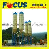 Hzs35 35cum/H Centrale un Beton mezcla húmeda, planta de procesamiento por lotes de concreto