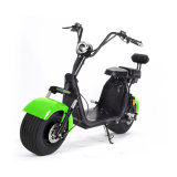 18,5 inches of Fat of animals town center Coco Harley Electric Scooter with 20ah 60V double Battery