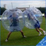 Juguete inflable bola de parachoques inflable bola con PVC0.8mm Tamaño 1.2 * 1m