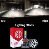 Auto-Scheinwerfer-Birnen mit Auto-Scheinwerfern und Automobil-LED-Abwechslungs-Birnen