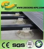 Deckingのための調節可能な軸受けはキールに乗る