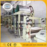Empaquetadora caliente de la capa del derretimiento que pega la máquina para el tejido de papel