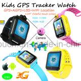 3G de venda quente caçoa o relógio do perseguidor do GPS com atendimento de voz D18s
