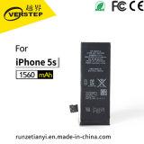 Nueva batería del teléfono móvil para los accesorios de la batería recargable del paquete de la batería del polímero del Li-ion de la calidad del iPhone 5s AAA